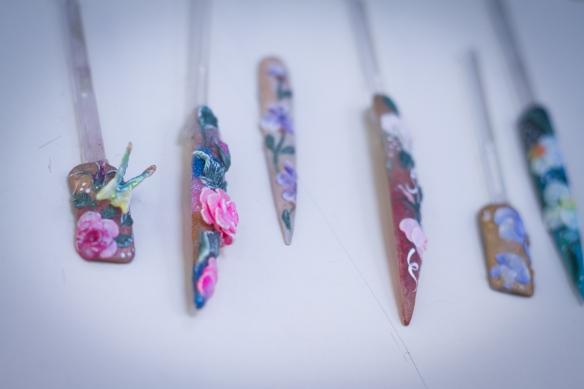Nail Art Samples ITM